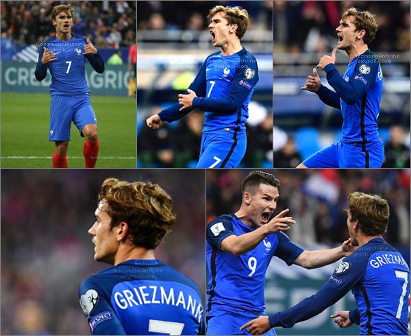 10 Octobre 2016 Pays-Bas - France