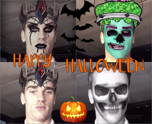 31 Octobre 2016 Happy Halloween