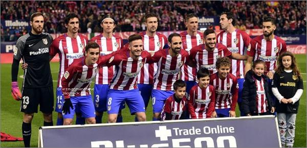 19 Novembre 2016 Atletico - Real
