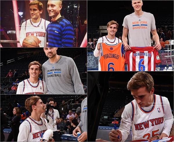 23 Décembre 2016 Magic - Knicks