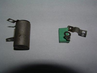 Condensateur electronique....................