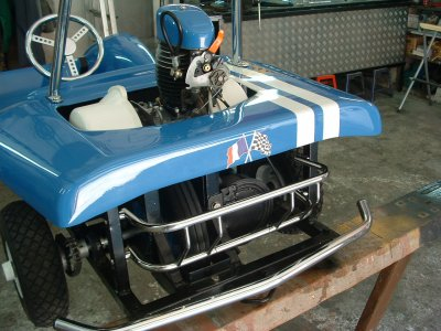RENOVATION VOITURE BUGGY  FORMULE 85..................