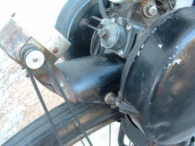 Compteur ED sur mon 45 cc de 1947...................