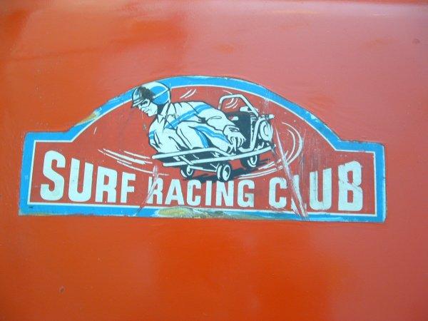 SURF-RACER............