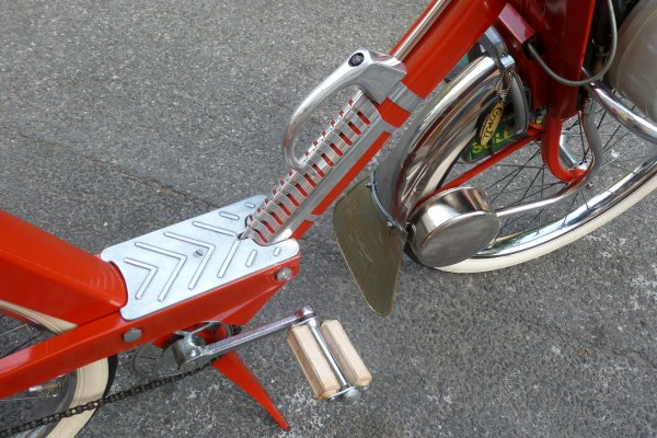 SOLEX 3800 LUXE DE 1968..........
