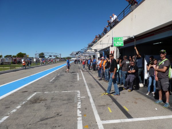 BOL D'OR SUR LE CIRCUIT PAUL RICARD SUITE.............