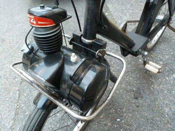 solex f4 moteur