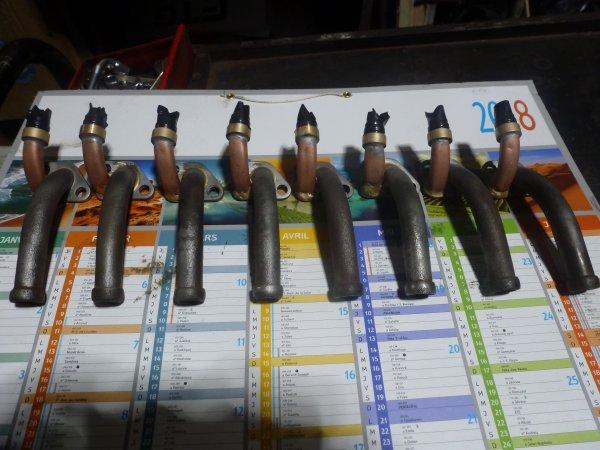 RE-FABRICATION de pipe competition SOLEX ...............
