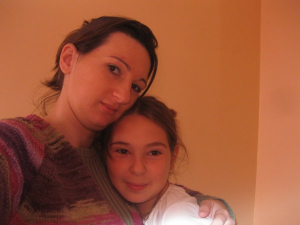 ma soeur miss chieuse et moi !!!!!