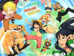 d'autre aventure one piece