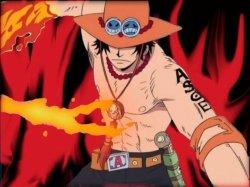 Ace et Luffy,les deux frères