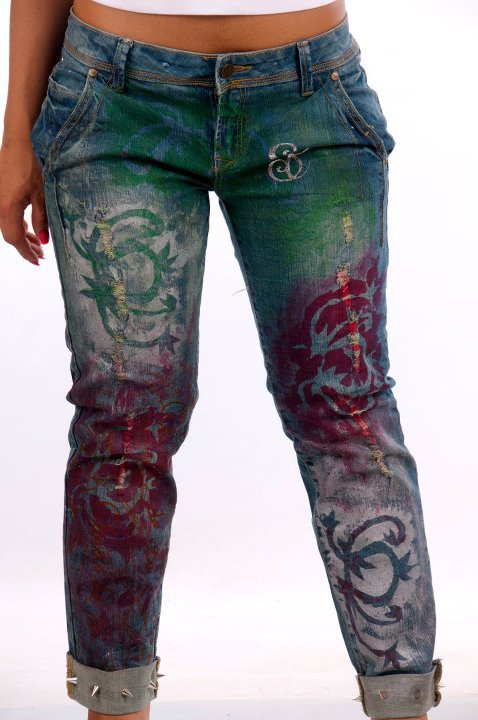 CLOVERS Jeans