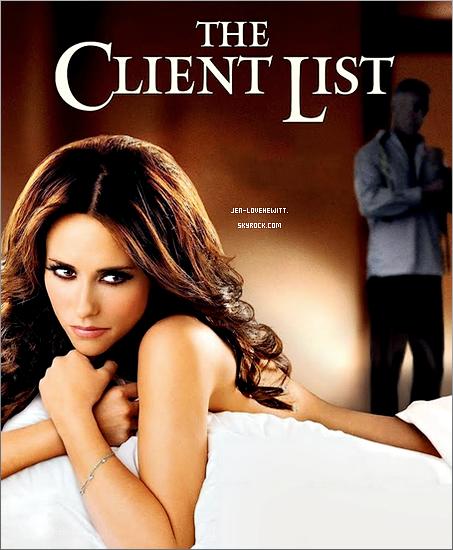 #The Client List : Synopsis de la nouvelle série où jouera notre talentueuse Jennifer Love Hewitt.#