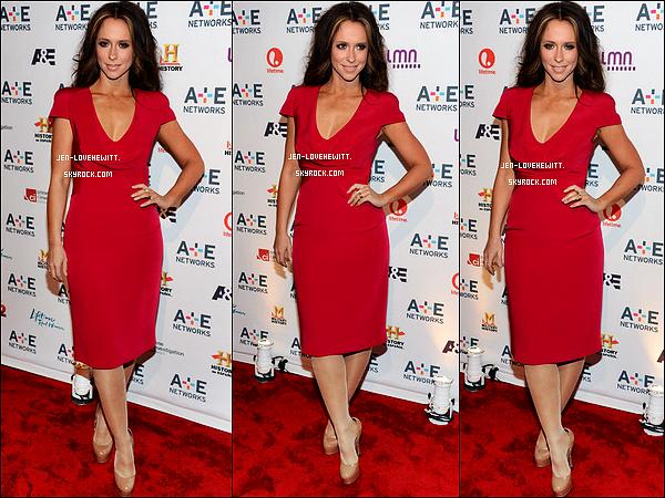 #09/05/12 : Jennifer toute ravissante à assisté à la A + E Networks 2012 Upfront au Lincoln Center.#