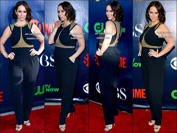 .17/07/14 : Jennifer, plus que sublime, été au « TCA Summer Press Tour (CBS & CW) » à West Hollywood. .