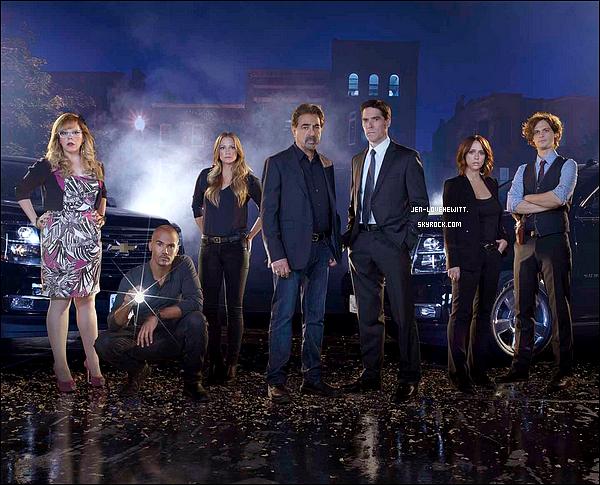 .Découvrez ci-dessous les photos promotionnelles de la saison 10 de CRIMINALMINDS.
