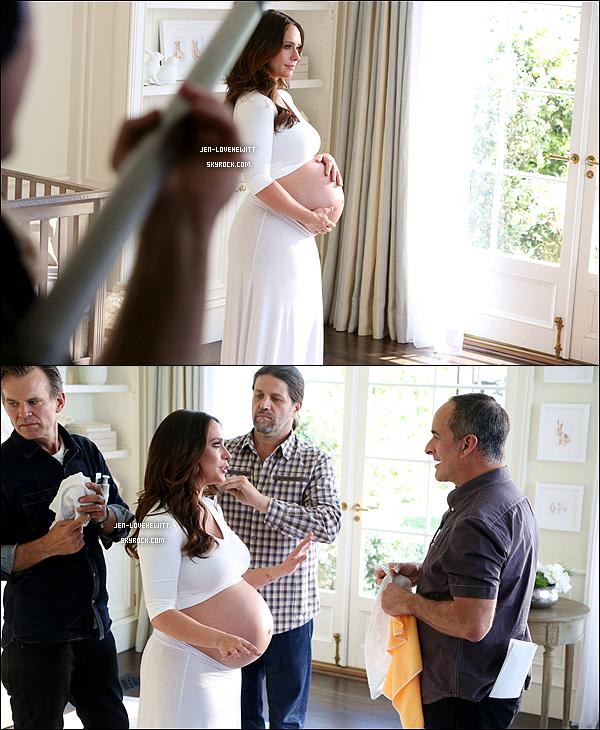 .Jennifer Love Hewitt a réalisé plusieurs clichés pour un shooting photo pour « Palmer's »..