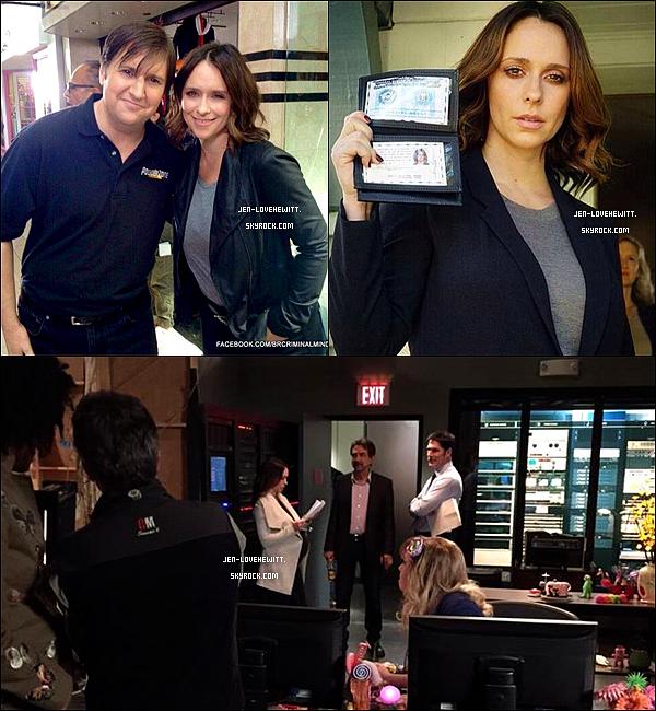 .Découvrez quelques photos prise sur le tournage de la saison 10 d'Esprits Criminels..