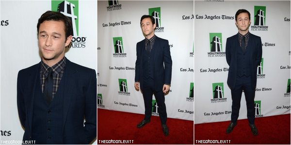 22.10.12 - Hollywood Film Awards Gala