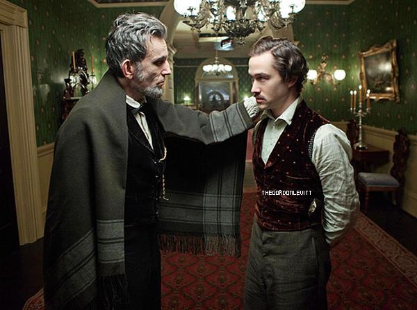 Lincoln, nouvelle photo de Joe et précisions sur le casting
