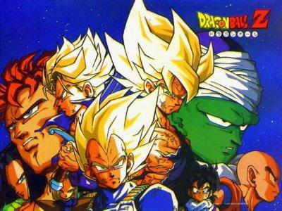 Génération Dragon Ball
