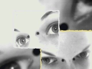 Le Bridge (piercing entre les yeux)