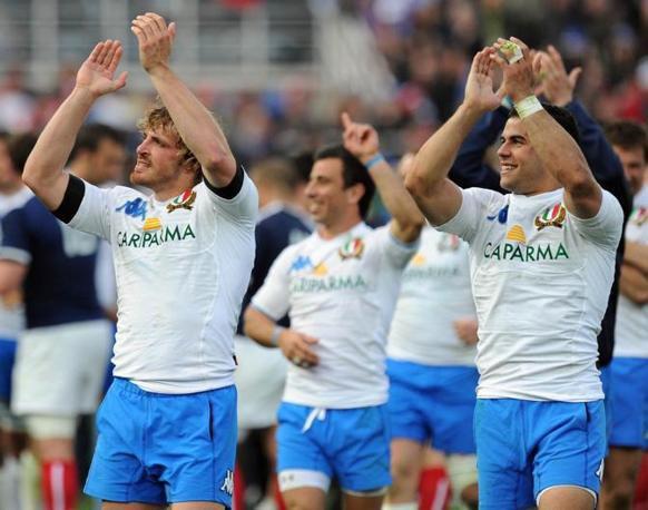 rugby    italia - francia 22-21