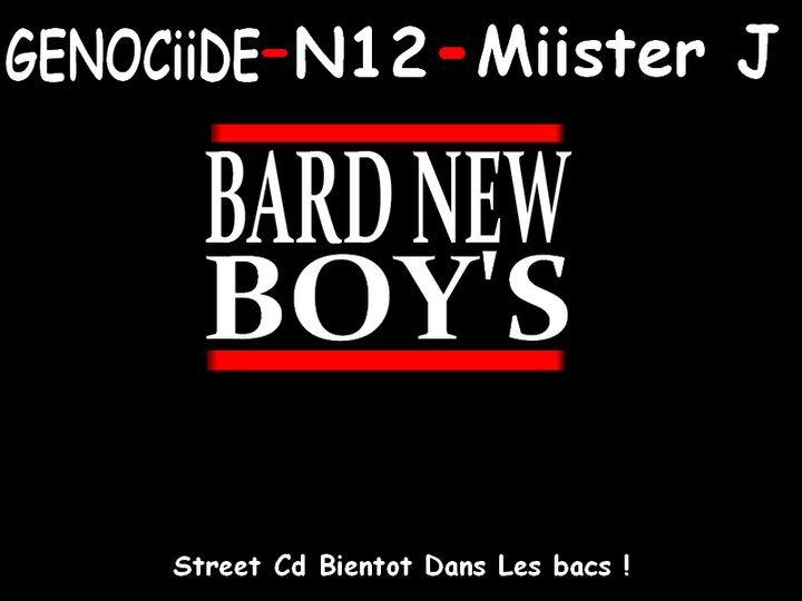 BARD NEW BOY'S