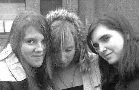 Moi & mes deux meilleures amies ♥♥