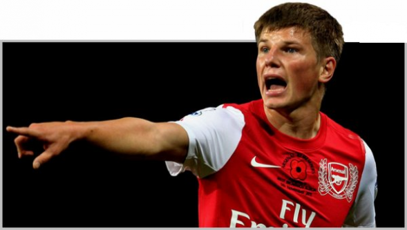Arsenal Arshavine (officiel)