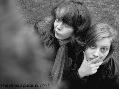 Estelle & Coralie