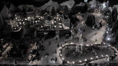 """""""Christmas to River Lake """" village de Noël 2011"""