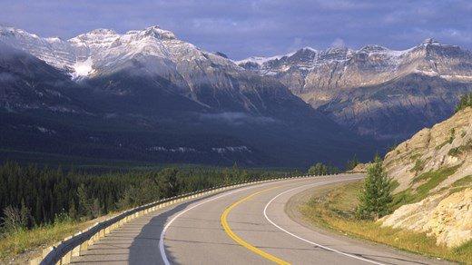 Ne pas oublier les montagnes canadiennes.