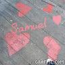 Samuel, le meilleur, le mieux, le plus beau, l'unique, le miens !! ♥♥♥♥ mon cheri d'amour !!