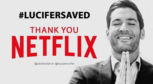 Lucifer est repris pour saison 4 sur Netflix