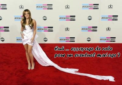 Miley aux AMA