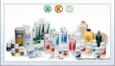 Les produits 100% naturel