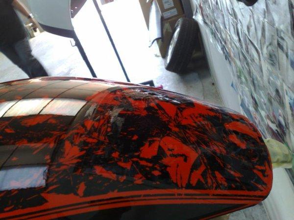 **large gamme de peinture crazer / cristal /peinture special devis gratuit  tout support tel 0699011901