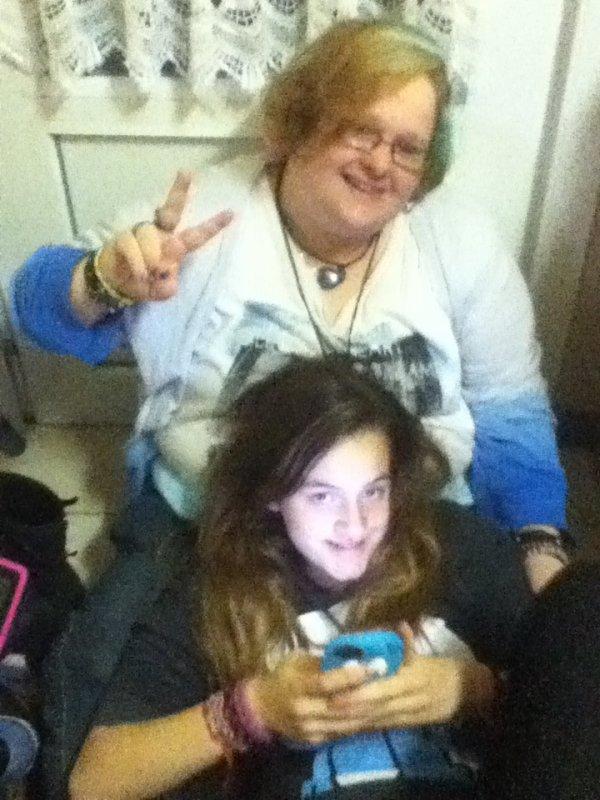me and my sister 6 november 2013