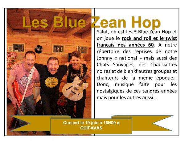 Concert à Guipavas le 19 Juin 2016!