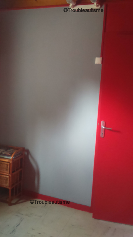 Ma nouvelle chambre!