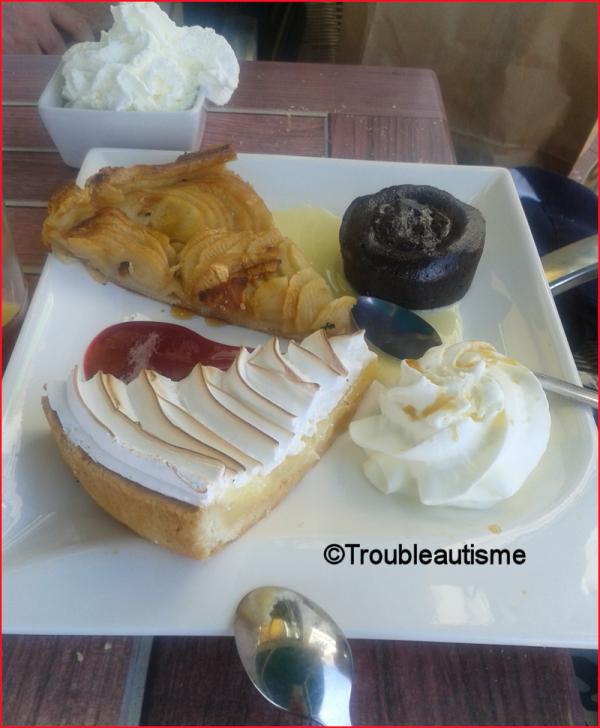 Le Café des mouettes au port de Brest!