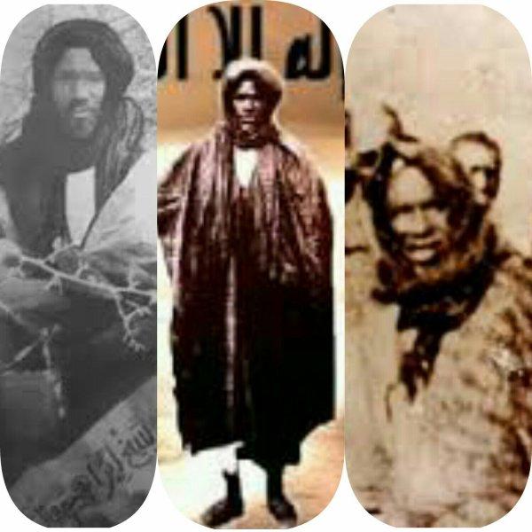 Mame cheikh ibrahima fall lamp baboul mouridina