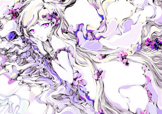 fille couleur