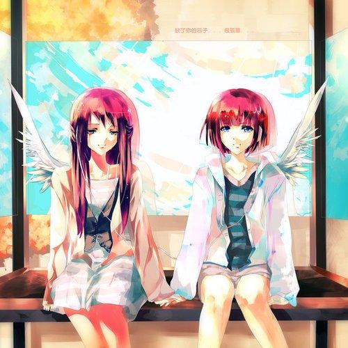 duo de fille
