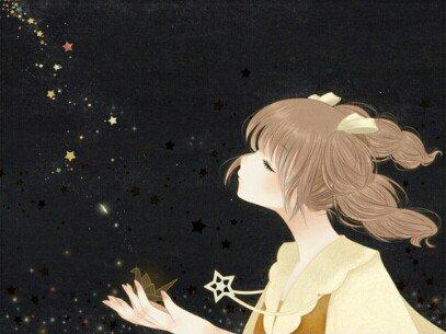 Dans les étoiles