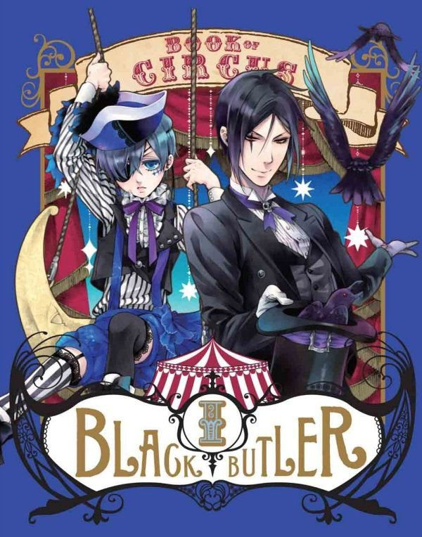 Black Butler : Book of circus