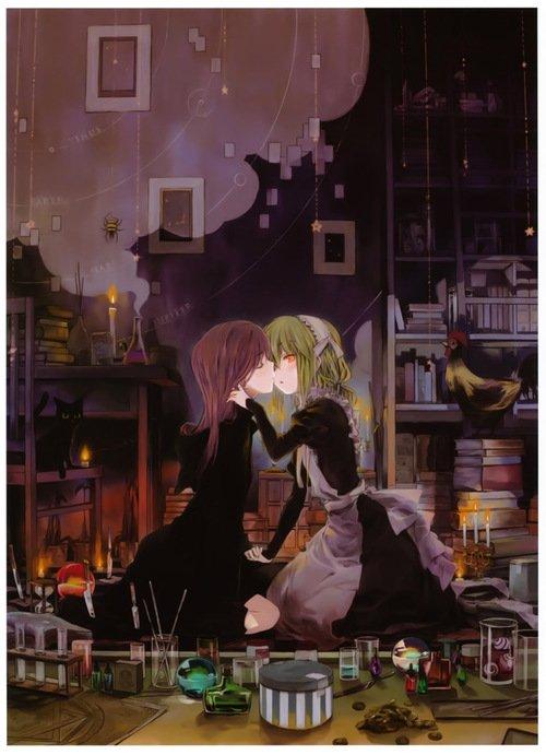 différents manga