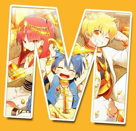 Anime en M