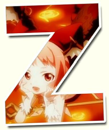 Anime en Z